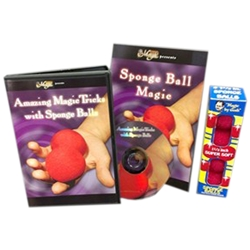 Sponge Ball Kit DVD