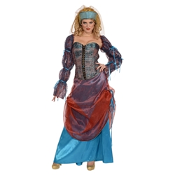 Courtesan Deluxe Adult Costume