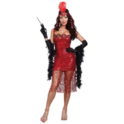 Ain't She Sweet Flapper Adult Costume