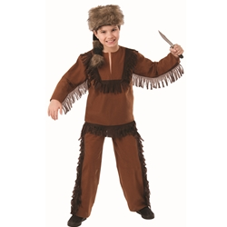 Davy Crockett Kids Costume