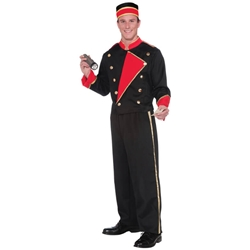 sc 1 st  The Costumer & Hollywood Movie Usher/Bell Boy Adult Costume