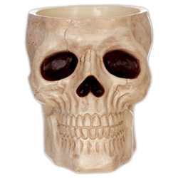 Halloween Skull Candy Bowl