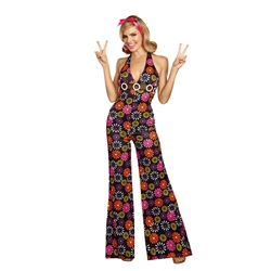 Groovy Baby Female Adult Costume