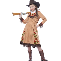 Cowgirl / Annie Oakley Kids Costume
