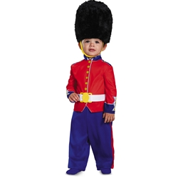 British Guard Toddler Costume