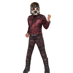 Guardians of the Galaxy – Star Lord Kids Costume