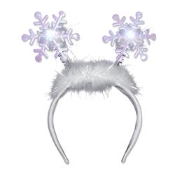 LED Snowflake Headband  de40a7327a0