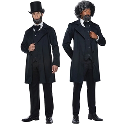 Abraham Lincoln / Frederick Douglass Adult Costume
