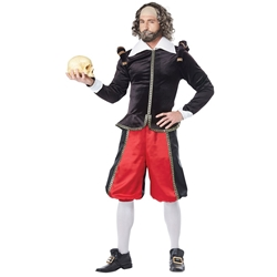 William Shakespeare Adult Costume
