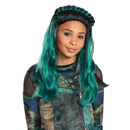 Disney Descendants Uma Wig