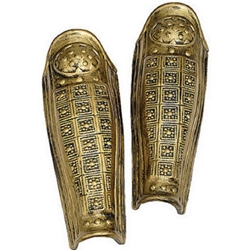 Roman Centurion Leg Guards