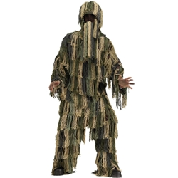 Ghillie Suit Kids Costume