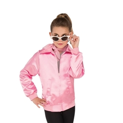 Kids Pink Ladies Jacket