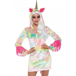 Enchanted Unicorn Sexy Adult Costume