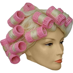 Curlers Wig