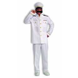 Cruise Captain Adult Costume