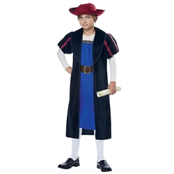 Christopher Columbus/Explorer Child Costume