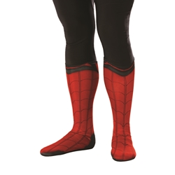 Spider-Man: Far From Home Adult Fabric Boot Tops