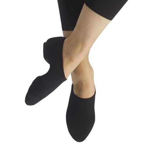 Adult EOS Black Canvas Jazz Shoe - Capezio® PP17