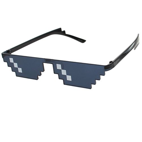 Deal With It Pixel Glasses