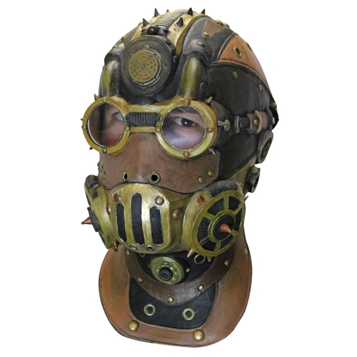 Baron Steampunk Mask