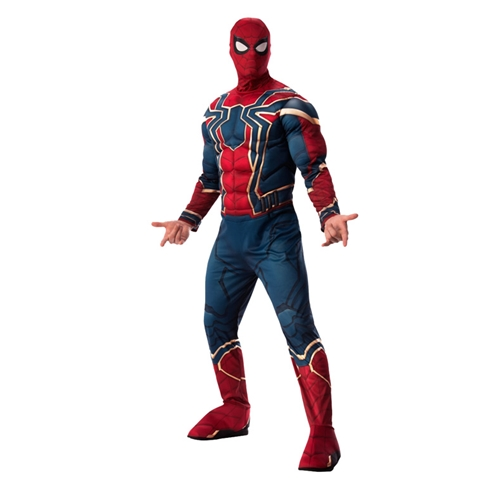 Spider-Man: Iron Spider Suit Deluxe Adult Costume