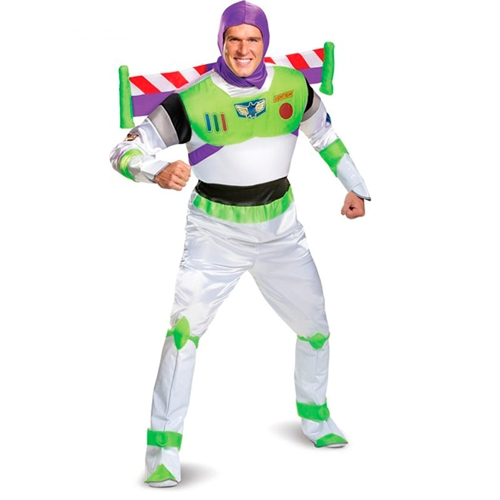Toy Story Buzz Lightyear Adult Prestige Costume
