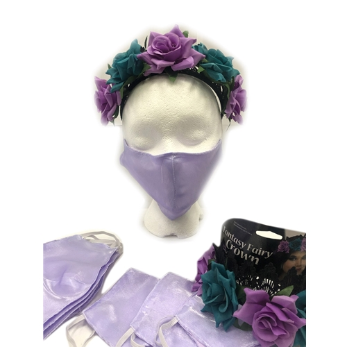Pixie Face Mask Kit Purple Adult or Youth | The Costumer | Albany | Schenectady
