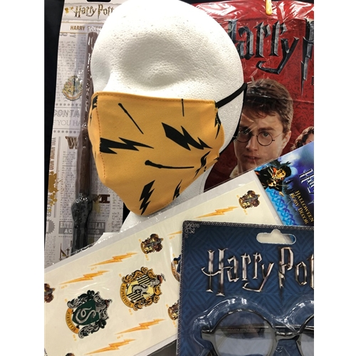 Harry Potter Face Mask Kit Adult or Youth