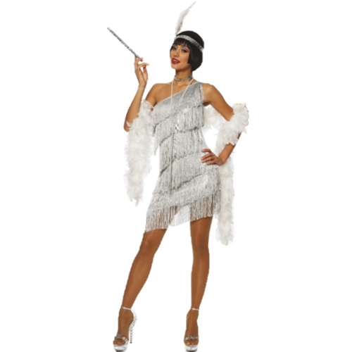 Dazzling Flapper Adult Costume