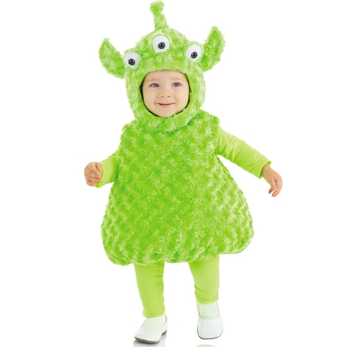 Alien Belly Baby Toddler Costume
