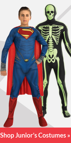 Shop All Junior Teen/Tween Costumes