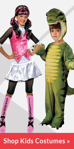 Shop All Kids Costumes