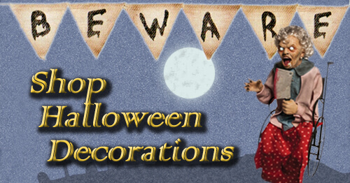 Shop Halloween Decorations