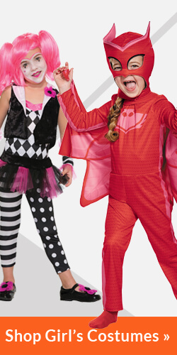 Shop All Girls Halloween Costumes