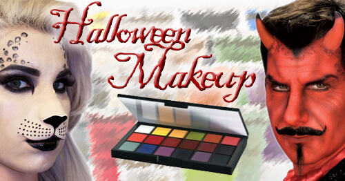 Shop Halloween Makeup