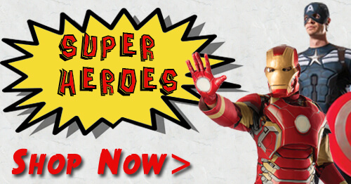 Shop Superhero Halloween Costumes