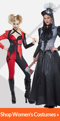 Shop All Womens Halloween Costumes