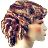 1930s Finger Wave Wig