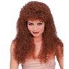 Auburn Curly Character Wig