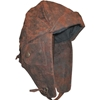 Aviator Helmet - Brown