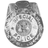 Jumbo Special Police Badge
