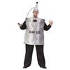 Beer Keg Adult Full Figure Costume