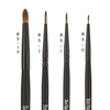 Ben Nye Round Makeup Brushes