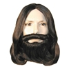 Biblical Wig & Beard Set - Deluxe