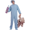 Blue Baby Pajamas - Adult Costume