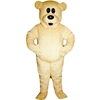 Butterscotch Bear Mascot. This Butterscotch Bear mascot comes complete with head, body, hand mitts and foot covers. This is a sale item. Manufactured from only the finest fabrics. Fully lined and padded where needed to give a sculptured effect. Comfortable to wear and easy to maintain. All mascots are custom made. Due to the fact that all mascots are made to order, all sales are final. Delivery will be 2-4 weeks. Rush ordering is available for an additional fee. Please call us toll free for more information. 1-877-218-1289
