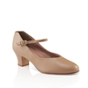 Capezio Character Shoe Jr. Footlight™ 550 - Caramel
