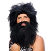 Cave Man Wig & Beard Set