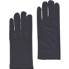 Toddler Black Nylon Glove